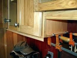 kitchen cabinet molding home depot moulding under trim cove crown ideas