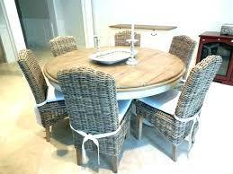 rattan dining chairs room sets unique table next