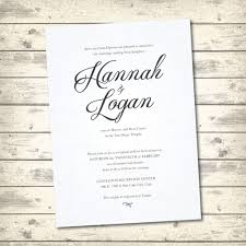 Traditional Wedding Invitation Wording Wedding Invitation Templates