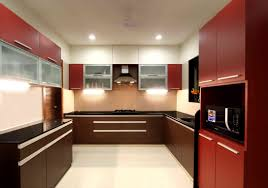 kitchen cabinet designs in india beautiful kitchen interiors designs