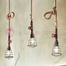 idros pendant lamp industrial design retro faucet