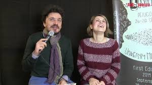 Intervista a Pier Federico Tedeschini - Scrittore - YouTube