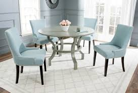 round grey dining table furniture