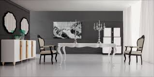 Modern White Dining Room Set White Dining Table Posteramcom