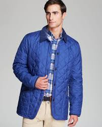 Lyst - Barbour Pantone Collection Chip Diamond Quilted Jacket in ... & Gallery Adamdwight.com