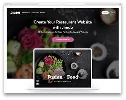 22 Best Restaurant Website Builders 2019 - Colorlib
