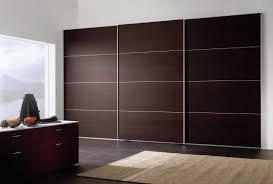 Modern Bedroom Door Decoration Contemporary Wardrobe Designs With Home Interior