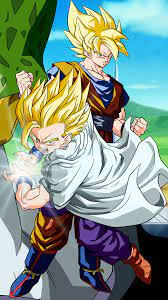Dragon Ball Z iPhone 6 Plus Wallpapers ...