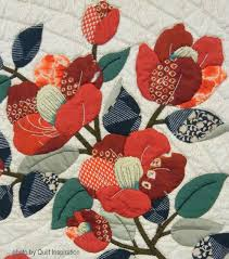 Best 25+ Japanese quilt patterns ideas on Pinterest | Sashiko ... & Quilts came to Japan at the end of 1970 as a new hobby from America. Since  then, the Japanese quilters have developed their own style using. Adamdwight.com