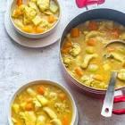 caribbean chicken soup