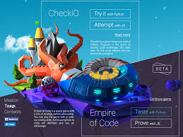 Simply Coding Javascript Game Design Checkio Coding Games And Programming Challenges For