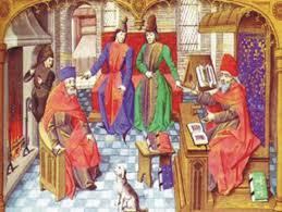 Historia de la Iglesia Edad Media: 6. CONTROVERSIAS, HEREJIAS E INQUISICION