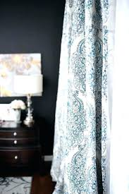 blue and beige curtains blue and brown curtains light brown curtain light blue farmhouse curtains brown