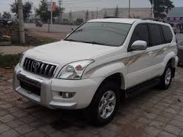 Aliexpress.com : Buy ABS Chrome For Toyota Land Cruiser Prado 120 ...