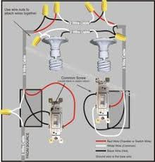 light and outlet way switch wiring diagram electrical wiring recessed lights in series threeway easy