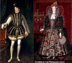 Fashion History Blog: History Of The Fashionable Clothes For Ladies ...