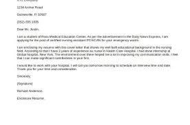 Pca Cover Letter Template Cover Letter