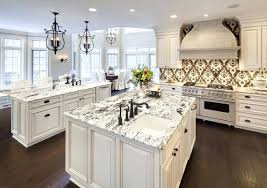 Modern Kitchen White Cabinets What Are The Best Granite Colors For