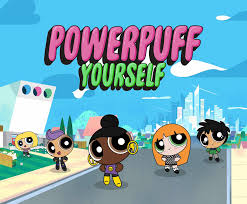 Design Your Character Powerpuff Yourself