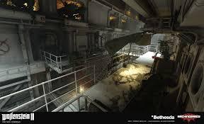 ArtStation - Wolfenstein 2: Eva's Hammer, Myles Lambert
