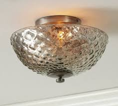 mercury glass lighting fixtures. hobnail mercury glass flushmount previous pinner said lighting fixtures a