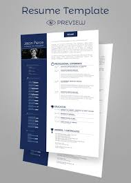 simple premium resume cv design cover letter template psd resume design cover letter templates icons 5 4