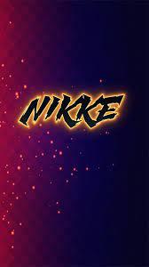Nikke as a ART Name Wallpaper!