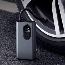 <b>Baseus</b> 150psi portable inflator pump air compressor smart digital ...