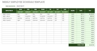 scheduling templates for employee scheduling employee schedule template excel monthly employee work schedule
