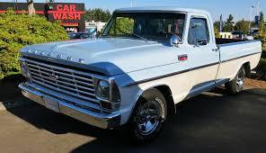 1967 Mercury Ranger M-100 Pickup Truck | Ford of Canada | Custom_Cab ...