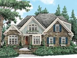 French Country Ranch Style House Plans
