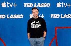 Jason Sudeikis' sweatshirt explained at ...