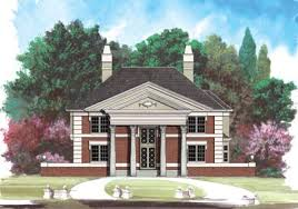 Georgian Style House Plans   Plan   Georgian Style House Plans