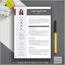 Resume Templates Word Free Modern Free Modern Resume Templates 10635 Creative Resume Template Modern
