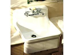 bathroom farm sink. Farmhouse Style Bathroom Sink Farm Vanity Drop In Apron . L