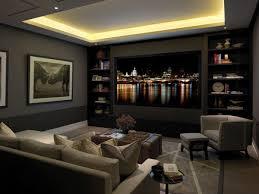 Basement Home Theater Lighting Luxury Interior Lighting Guide Basement Home Theater