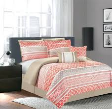 peach colored comforter medium size of colored comforters bedding sets outstanding c photo design color coastal peach colored