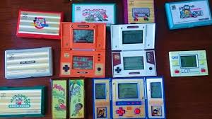 Maquinitas 80 NINTENDO Game Watch, Q & Q, 2 and 3 screens TRONICA Japan  Children