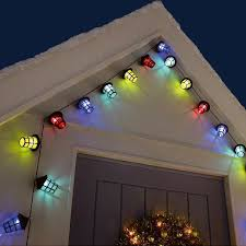 Outdoor Seasonal Lights Details About 40 70 Led Coloured Party Lantern Garden Xmas Lights Festive Outdoor String Fairy