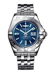 breitling galactic 41 men s automatic stainless steel bracelet watch