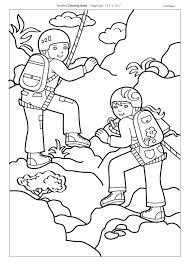 mountain coloring pages misc mountain coloring pages arts and crafts activities for kids quality lion west mountain coloring pages