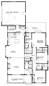 Open Floor Plan Colonial Homes  House Plans  Pinterest  Plan Open Floor Plans For One Story Homes