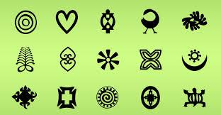 Adinkra Symbols Free Download Ghanaian Symbols Brushes