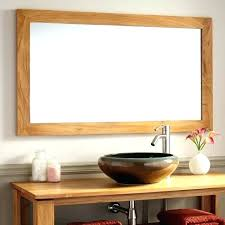 wooden bathroom mirrors. Reclaimed Wood Bathroom Mirror Vanity Wooden Mirrors B