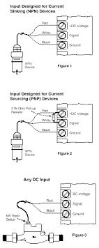 flow sensors Flow Switch Wiring Diagram flow sensors connection diagram potter flow switch wiring diagram