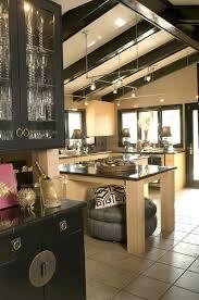 kitchen lighting vaulted ceiling. Sloped Ceiling Kitchen Lighting Home Ideas Magazine Australia . Vaulted