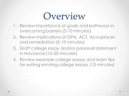 th grade pep goal setting ppt video online overview review importance of goals and pathways in overcoming barriers 5 10 minutes