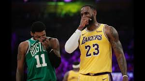 Boston celtics point guard kyrie irving is about to star in his first film, uncle drew, an ensemble comedy that drafted current and former basketball greats to play geriatrics. Buy Kyrie Irving Space Jam Up To 62 Off