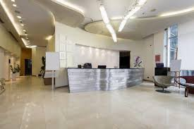 modern office ceiling. Modern Office Ceiling Design Ideas How The Lobby Speaks Volumes
