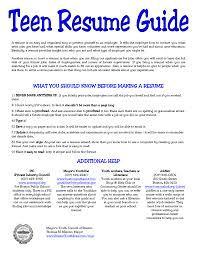How To Make A Resume Free Sample Resume Templateamples For College How To Make With No 29